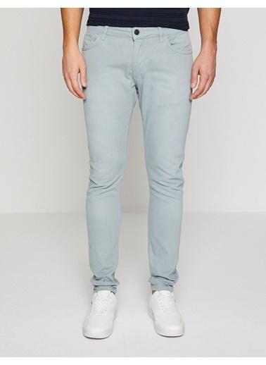 Koton Denim Pantolon Yeşil